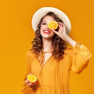 orange diététique